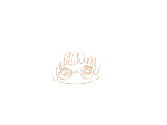 【携帯で】ほんわかとかわいい女の子のゆるい描き方【イラスト】
