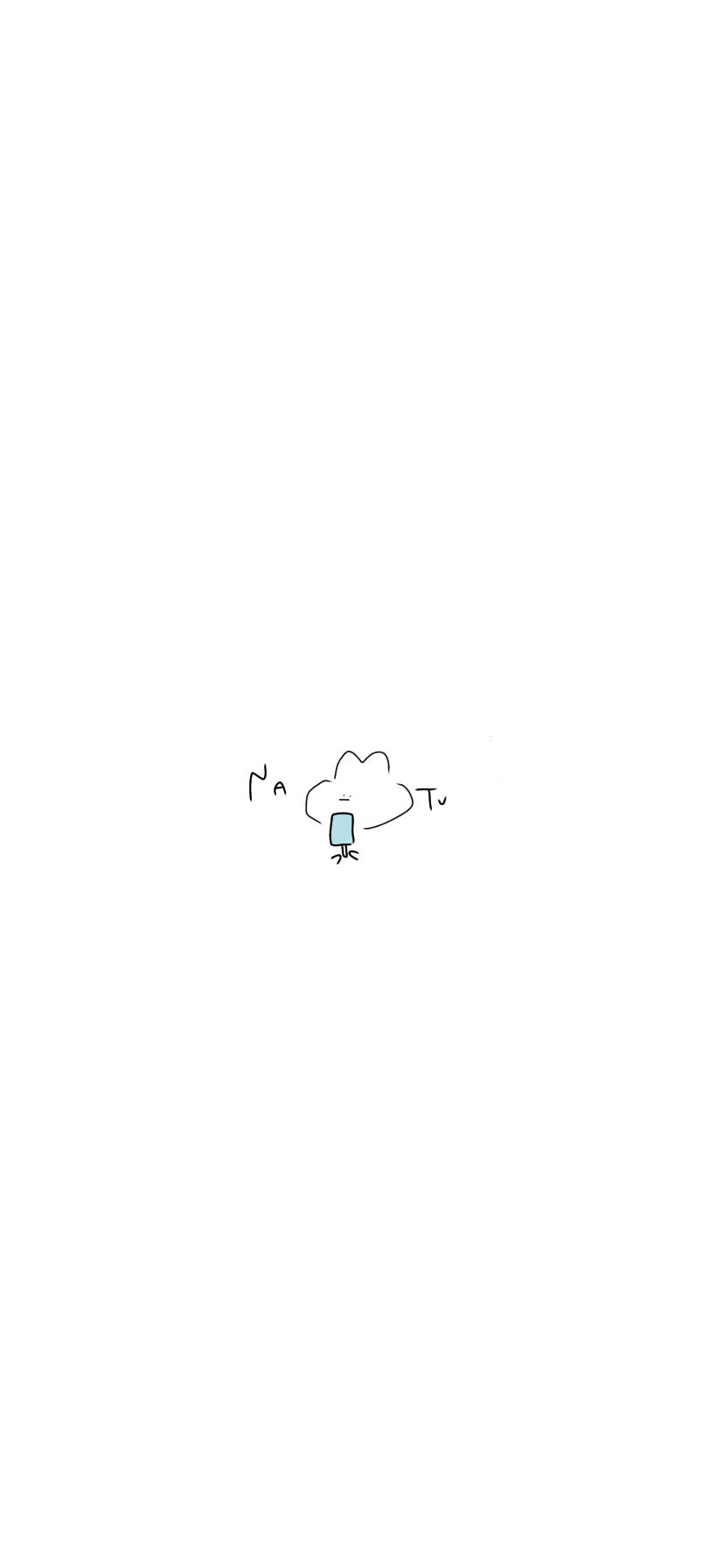 壁紙うさぎ夏イラスト