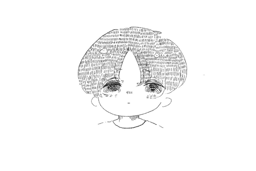 男の子のゆるい絵の描き方 19枚目